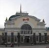 Железнодорожные вокзалы в Ростове-на-Дону