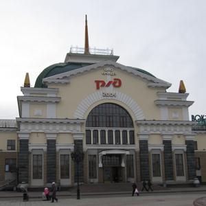 Железнодорожные вокзалы Ростова-на-Дону